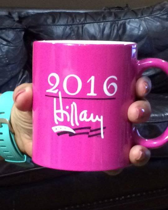 Go Hillary!